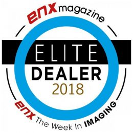 Edwards and Virginia Business Systems Named and Elite Dealer by ENX Magazine