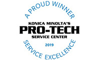 2005-2019 – THE PRO-TECH SERVICE AWARD